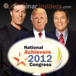 The 2012 National Achievers Congress – San Jose, CA