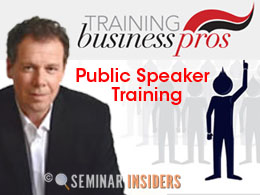 Training Business Pros FREE Public Speaking Seminar - Oakville, ON