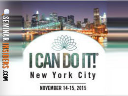 Hay House I Can Do It! 2015 Event - New York, NY