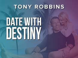 Anthony Robbins Date with Destiny - Palm Beach, Florida