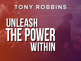Tony Robbins - Unleash the POWER Within LIVE Event