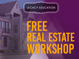 Free Real Estate Workshop - Westerville - OH - Legacy Education